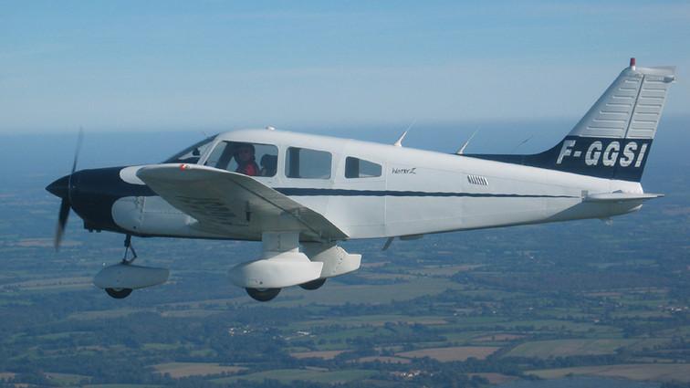 Piper PA28 F-GGSI