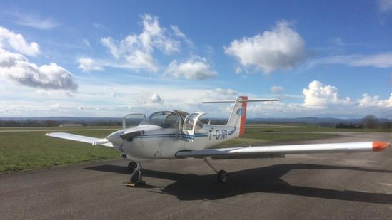 Piper PA38