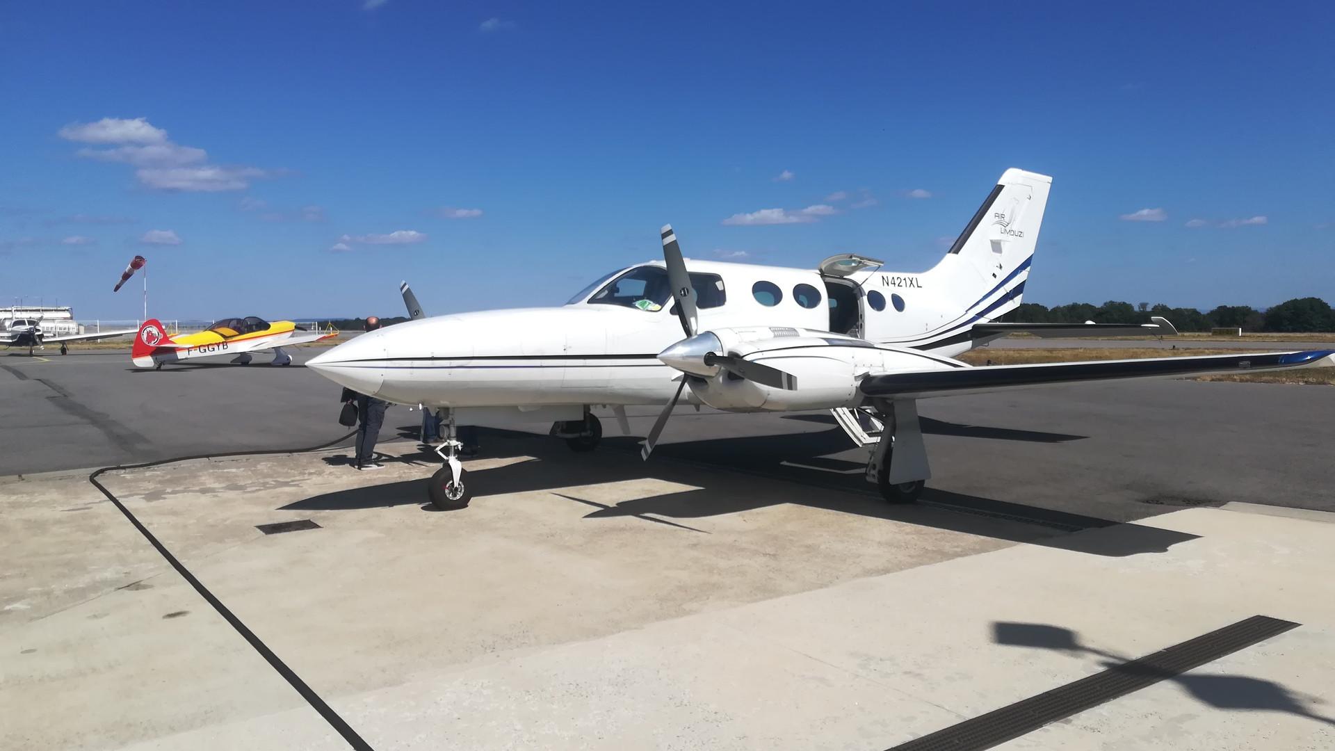 Cessna 421 N421XL