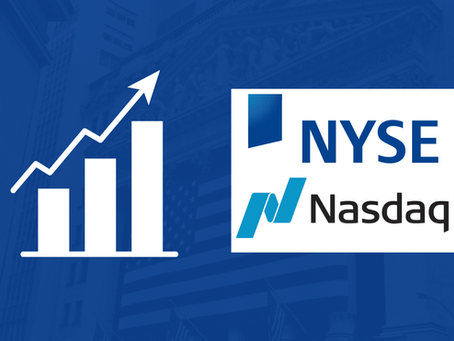 NASDAQ at The Verge of a Bounce Back