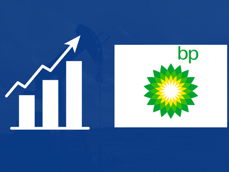 British Petroleum in Hope of Witnessing Some Buying
