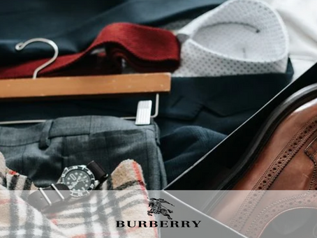 Burberry Raises £300M in Luxury Fashion's First Sustainable Bond