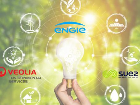 Engie Tells Veolia To Increase Its $3.4B Bid For Suez Stake