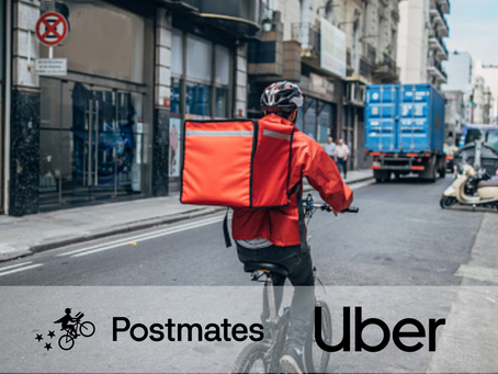 Uber's $2.65B Acquisition of Postmates