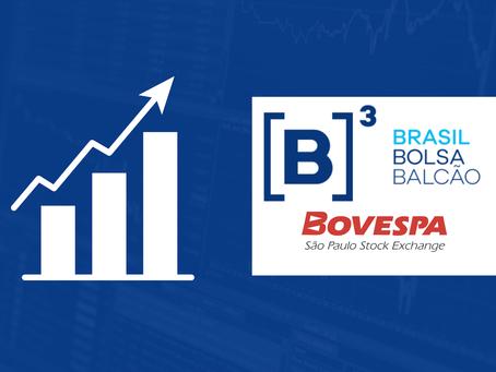 BOVESPA gaining the positive 'Emerging Market' momentum