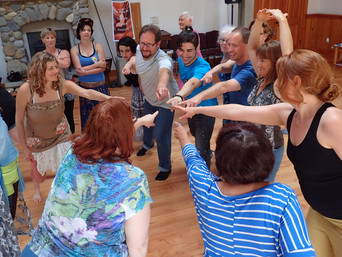 """Port Angeles """"The Body Now"""" Workshop Feb 25th"""