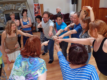 """""""The Body Now"""" Workshop in Los Angeles"""