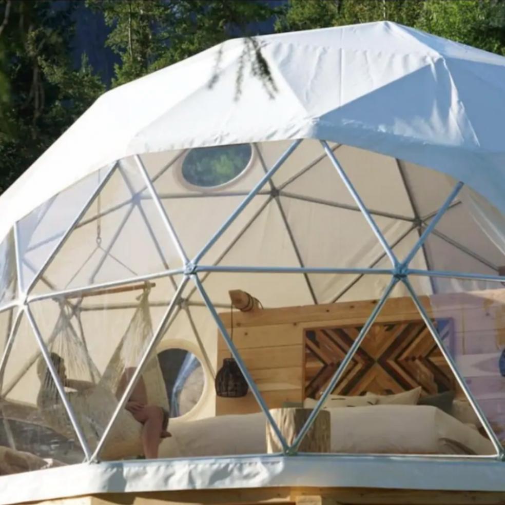 Stay At Camp Satori