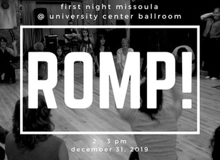 New Year's Eve ROMP! Event