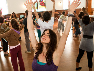 """""""The Body Now"""" Workshop in Wilmington, Saturday Oct 3rd."""