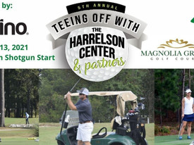 Support TTW Wilmington in the 5th annual Teeing Off WithThe Harrelson Center & Partners!