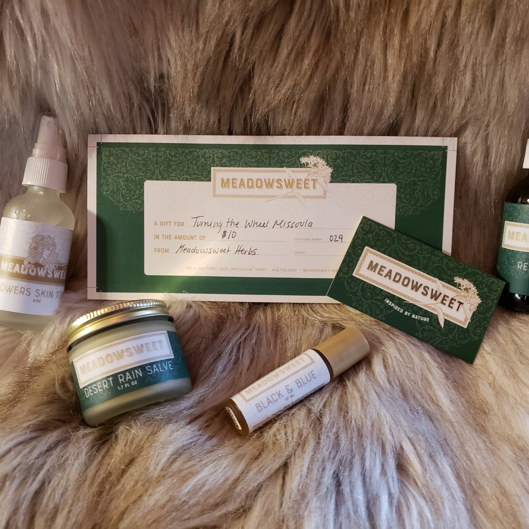 Gift Basket from Meadowsweet Herbs