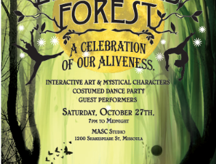Join us for Enchanted Forest