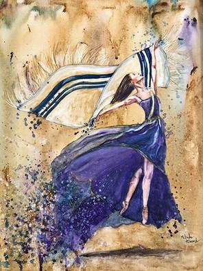 """""""Worship Dancer"""""""