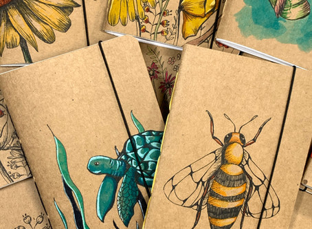 Pocket Journals with a Purpose!