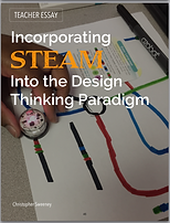 STEAM and education.