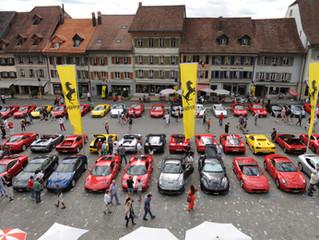 Rückblick Ferrari Treffen Aarberg 2020