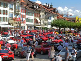 Ferrari Treffen Aarberg 20.08.17