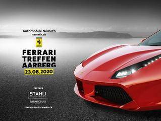 Ferrari meeting Aarberg 23.08.2020