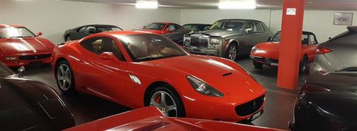 Ferrari verkauf