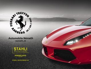 Ferrari Treffen Aarberg 29.08.2021