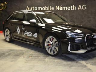 Audi RS4 Avant 3.0 TFSI quattro tiptronic