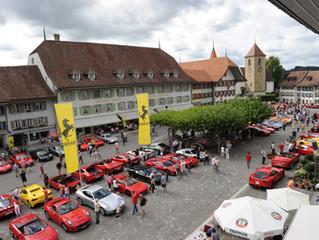Informationen: Ferrari Treffen Aarberg 29.08.2021