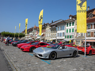 Ferrari-Meeting Aarberg 18.08.19