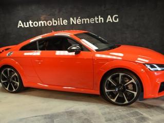 AUDI TT RS Coupé 2.5 TFSI quattro S-tronic
