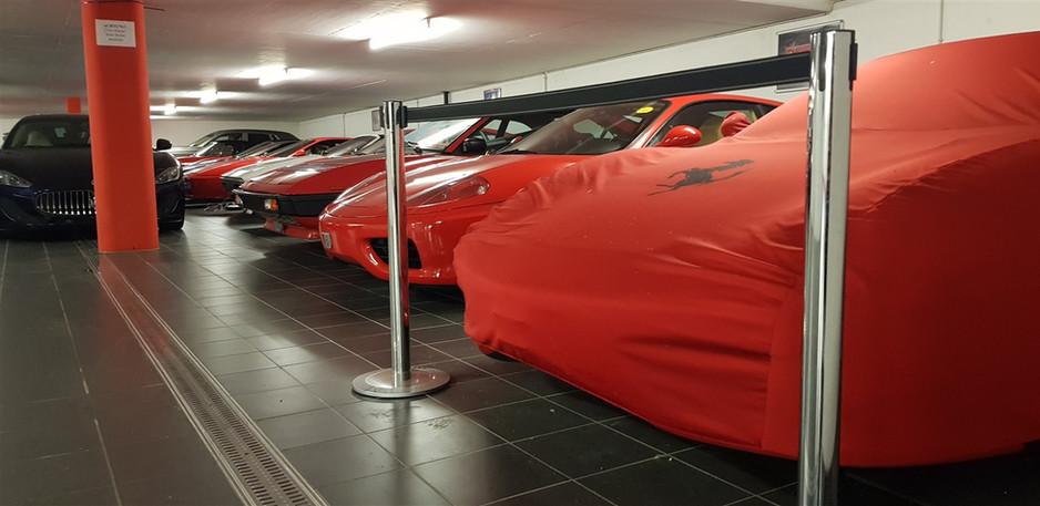 Ferrari Händler