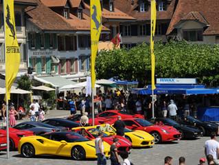 Ferrari Treffen Aarberg 18.08.19