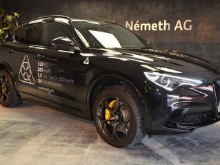 Alfa Romeo Stelvio 2.9 V6 Quadrifoglio Q4 Automatic