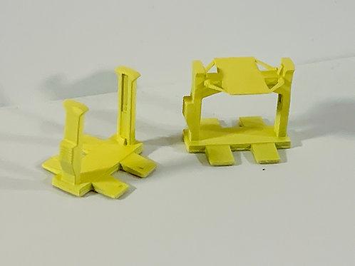 N Scale Car Ramps