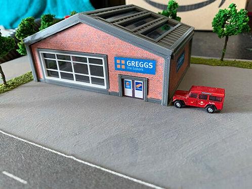 N Scale Greggs
