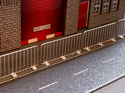 OO Scale safety railings