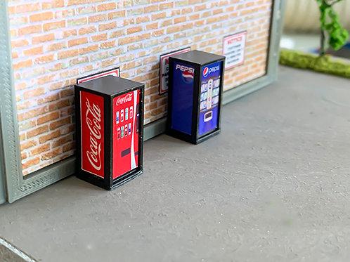 Vending machines X2