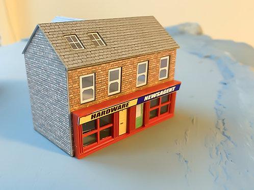 N Scale Shops