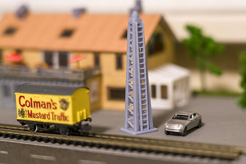 N Scale Communications tower pack of 2