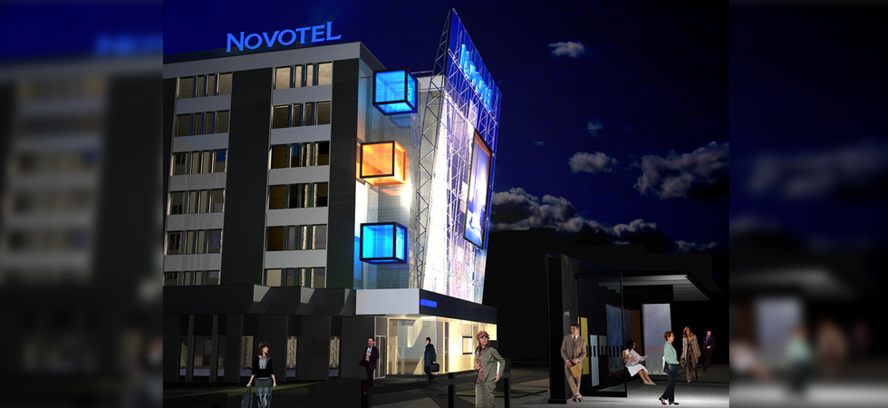 Novotel Zürich