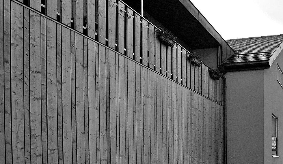 Architecture construction en bois