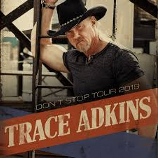 Opening for Trace Adkins!