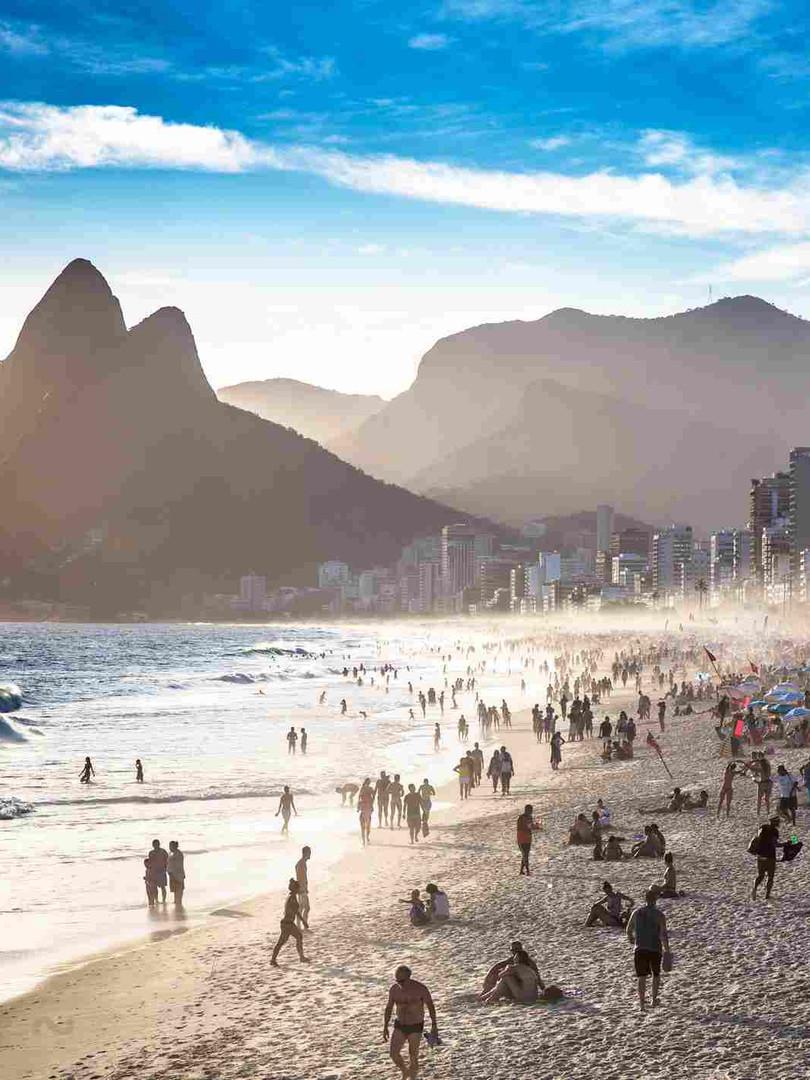Copa Cabana, Brazil