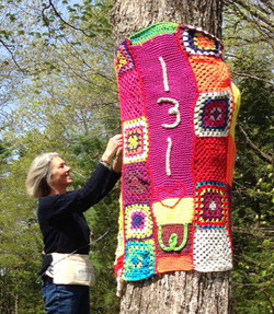 gra-KNITers, live free and knit