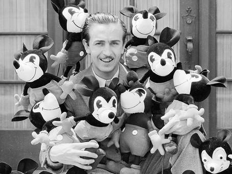 Walter Elias Disney...un grande sognatore!