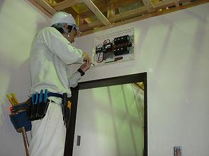 屋内電気工事