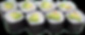 ролл авокадо