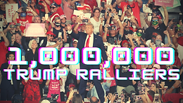 Over a million Trump supporters will march Washington on Jan 6