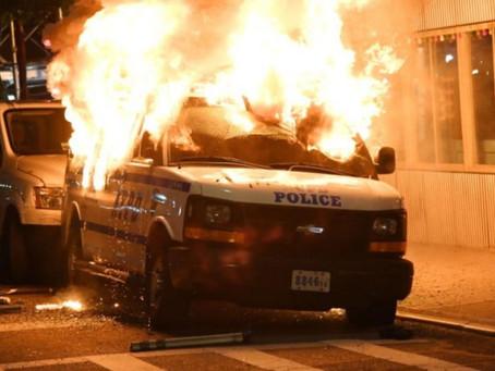 Harvard/Harris Poll: Americans more concerned over summer violence than Jan. 6 riot