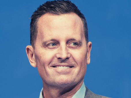 WATCH: Richard Grenell strongly hints at possible run for governor of California