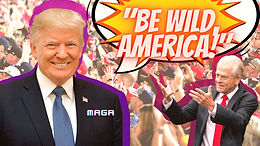 Jan. 6 D.C. protest—'Be there, be wild' says Trump